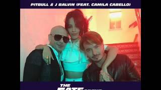 Pitbull & J Balvin - Hey Ma ft Camila Cabello KARAOKE