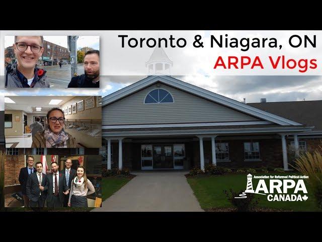 Fall Tour Vlogs - Part 12: Niagara, ON
