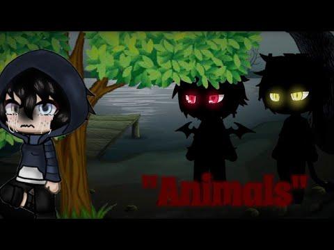 gacha animals