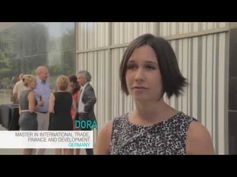Master in International Trade, Finance and Development - Barcelona GSE alumni reflections