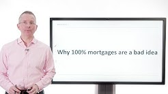 Killik Explains: Why 100% mortgages are a bad idea
