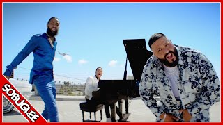 NIPSEY HUSSLES LAST MUSIC VIDEO 😭 DJ KHALED - HIGHER FT. NIPSEY HUSSLE, JOHN LEGEND