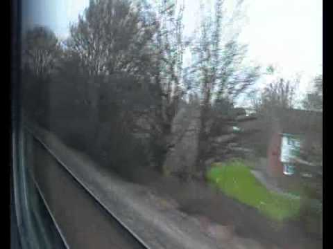 Reading To Guildford Part 2, Onboard 1O72, FGW 166205 (18th February 2011).avi