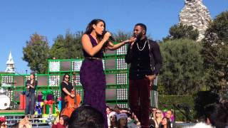 "Jordin Sparks and Jason Derulo perform ""Baby It"