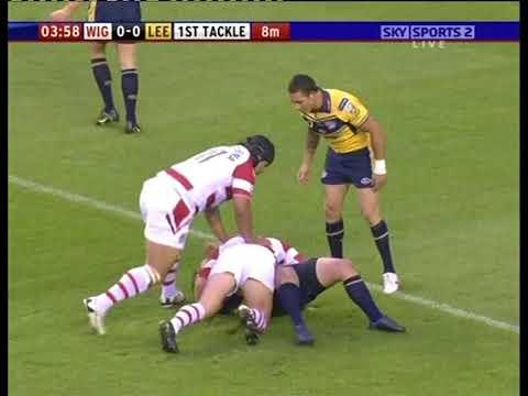 Leeds Rhinos vs Wigan Warriors 2008