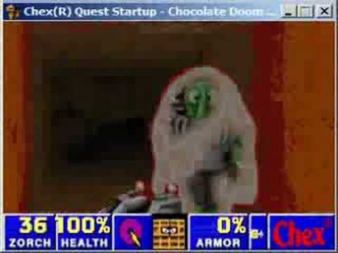 [Chocolate DOOM] Chex Quest support!