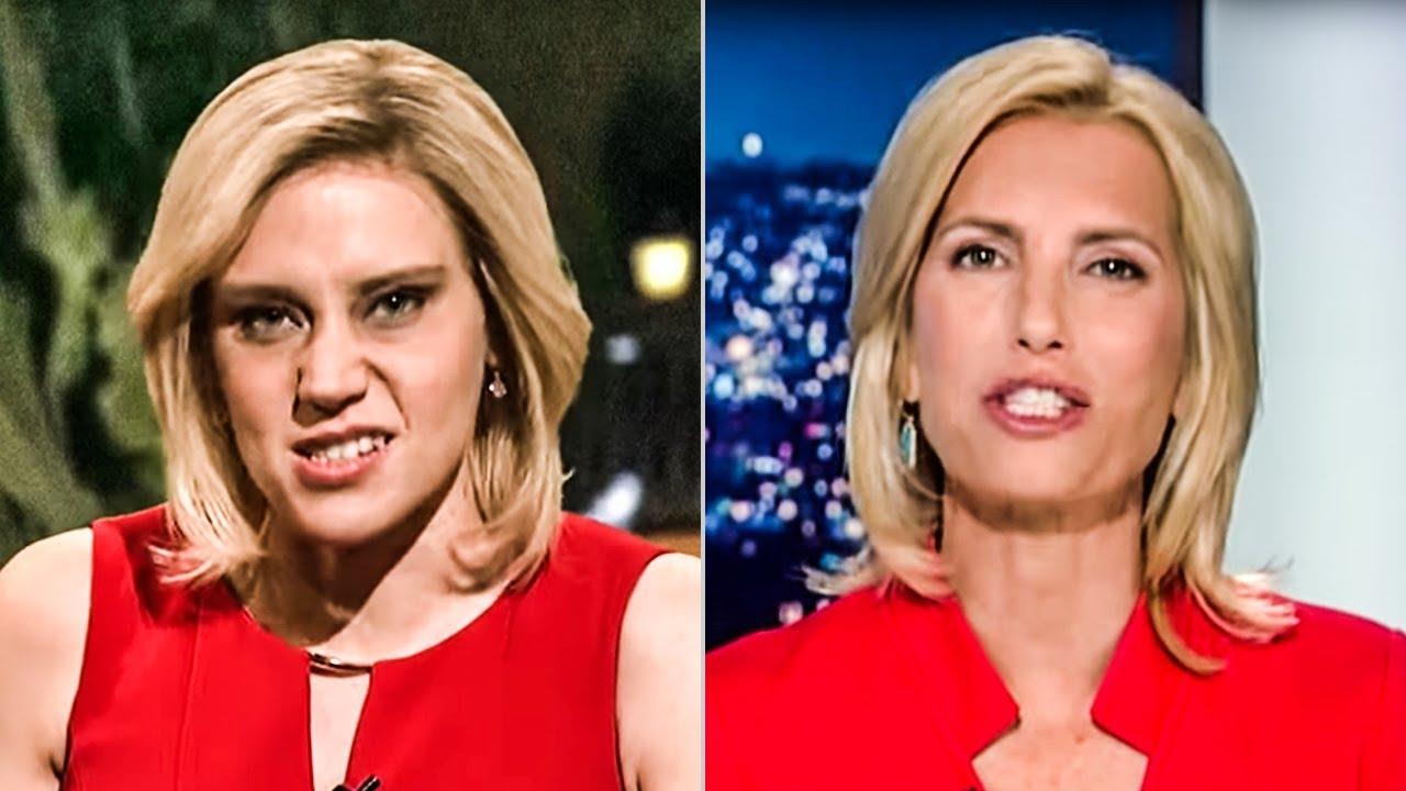 snl-destroys-laura-ingraham-and-fox-news-for-their-migrant-caravan-nonsense