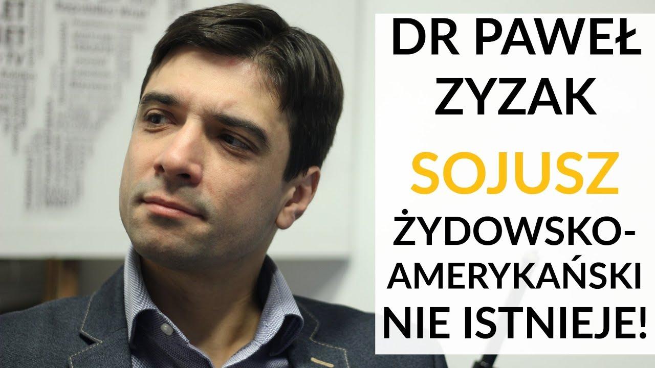 Dr Zyzak: Sojusz żydowsko-amerykański nie istnieje. Te środowiska nie są jednorodne