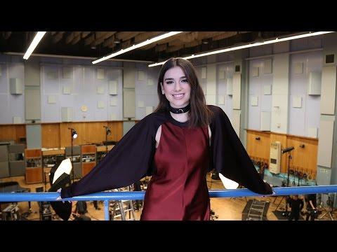 Dua Lipa Interview with Maya Jama | BRITs 2017 Critics' Choice Session