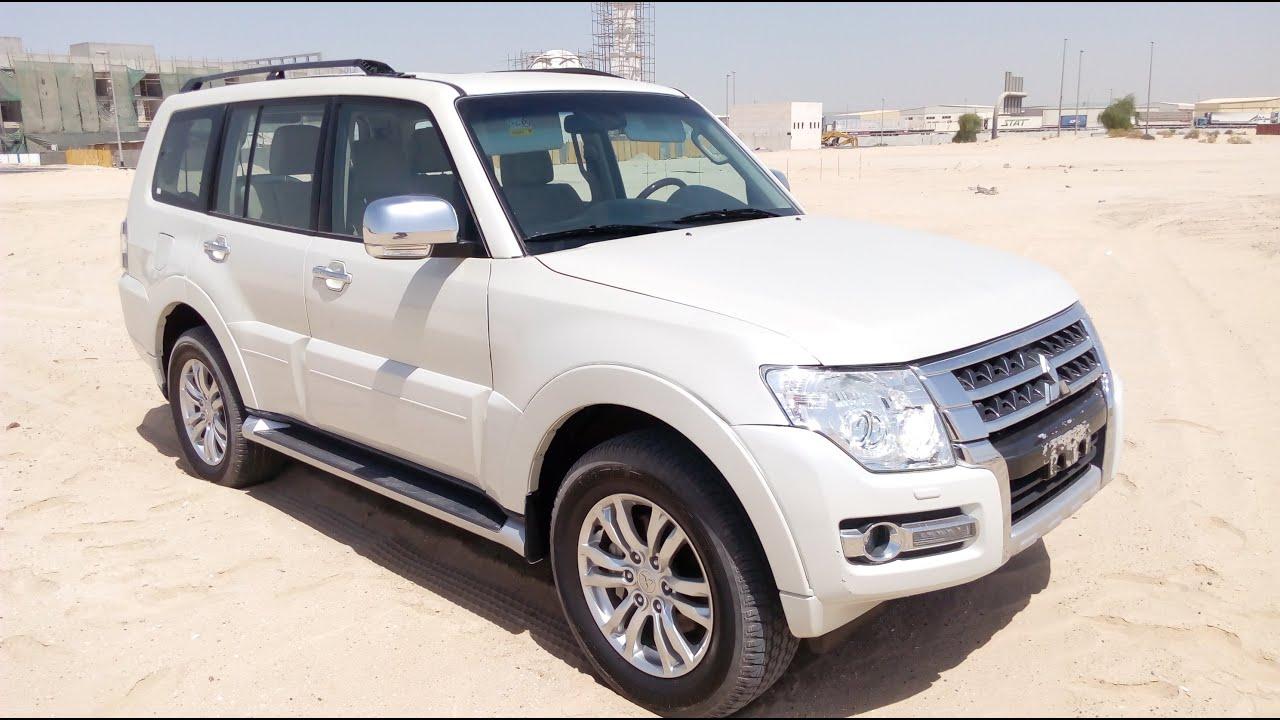Mitsubishi pajero 3 8 year 2015 full option in dubai