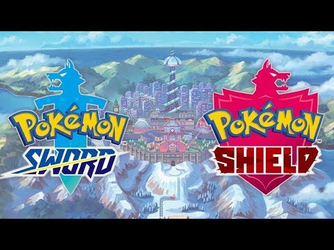 Pokemon Sword And Shield Gameplay - Pokemon Direct Reveal - Gen 8