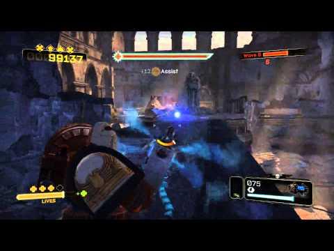 Warhammer 40,000: Space Marine - Exterminatus - Hab Center Assault (2/4)  