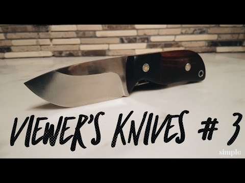 Viewer Knives # 3