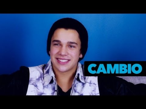Austin Mahone Talks All About Girls | Cambio from YouTube · Duration:  1 minutes 37 seconds