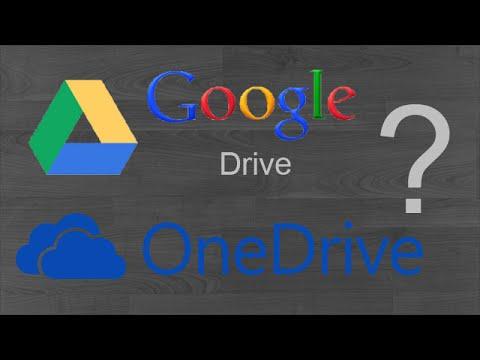 Armazenamento em nuvem: como usar o Google Drive e o Microsoft OneDrive (salvar arquivos - internet)