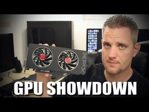 GPU Showdown! GTX 760 vs R9 280