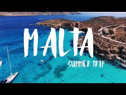Malta Summer Trip 2016 - LBA | GoPro Hero4