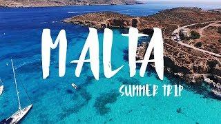 Malta Summer Trip 2017 - LBA | GoPro Hero4