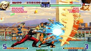[TAS] KOF 2002 Magic Plus II - K9999, Orochi Yashiro & Rugal