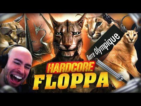 Vidéo d'Alderiate : BEST OF ALDERIATE #181 FLOPPA + SKYRIM HARDCORE GAMEPLAY