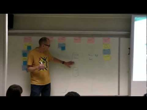 Thoughtworks - Building Web Applications COMP60432