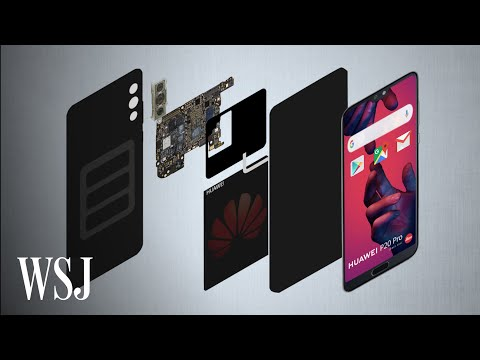 Huawei's Chinese Phones Are Also American