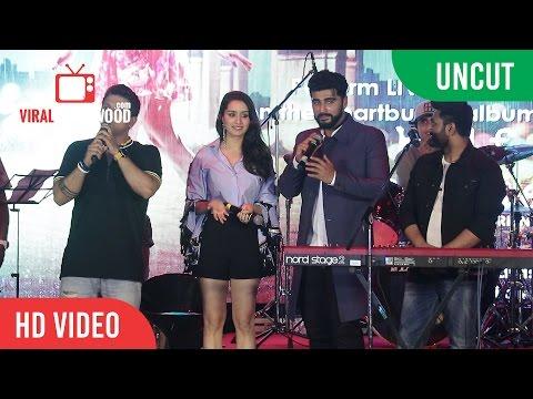 UNCUT - Half Girlfriend Music Concert | Shraddha Kapoor, Arjun Kapoor, Mithoon, Ash King