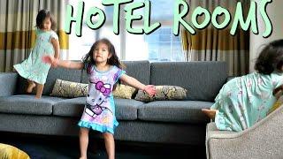 HOTEL SHENANIGANS - April 25, 2017 -  ItsJudysLife Vlogs