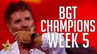 Britain's Got Talent: The Champions Auditions! | WEEK 5 | Got Talent Global