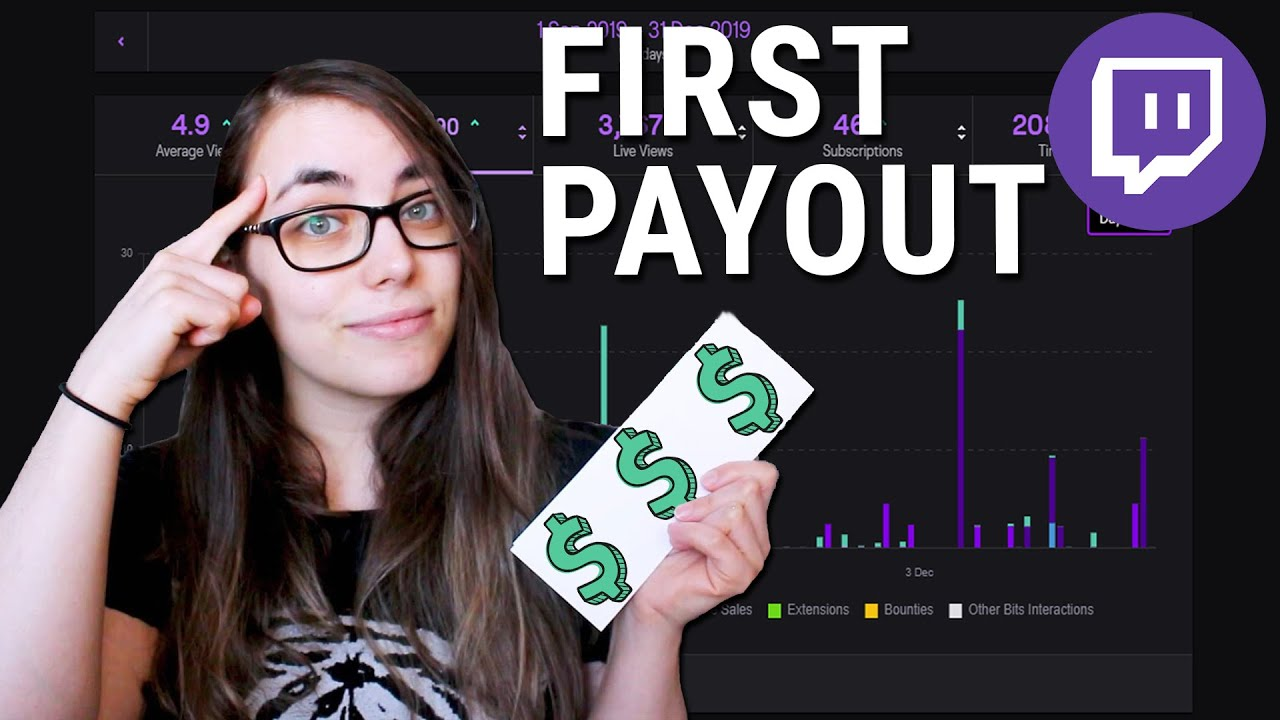 My First Twitch Check How Much Do Small Twitch Streamers -5846