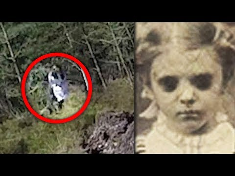Top 5 Scariest Things CAUGHT BY DRONES!