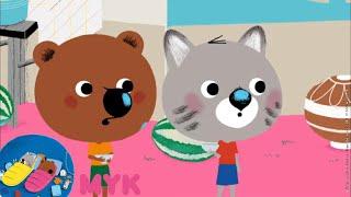 Мук -  Холи | детский мультфильм