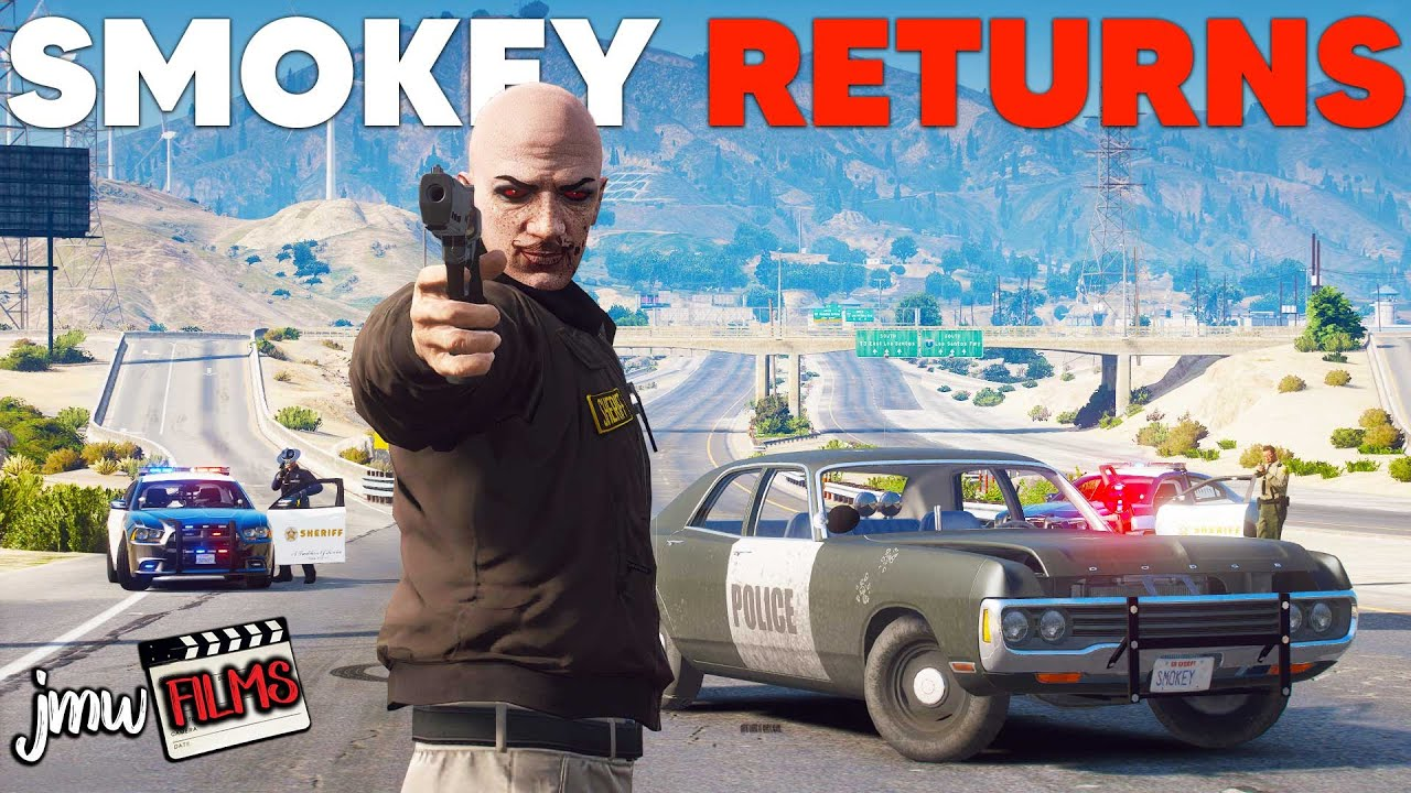 "SCP 973 ""SMOKEY"" RETURNS! | PGN # 265 | GTA 5 Roleplay"
