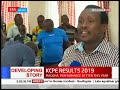 KCPE RESULTS 2019: Candidates Celebrate Their Results Of 2019 KCPE