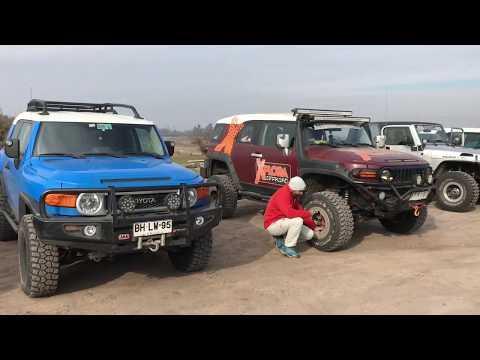 Land Rover Discovery 3, Toyota FJ Cruiser, Jeep Wrangler