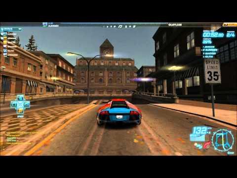 Need For Speed World Latinos