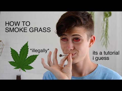TUTORIAL ON HOW TO SMOKE ILLEGALLY!!!