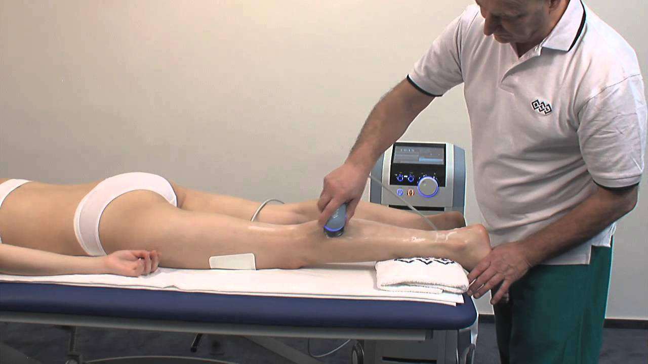 Triceps surae regeneration by Targeted Radiofrequency Therapy - YouTube