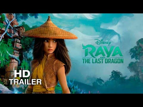 Raya and the Last Dragon TV Spot – Lead The Way Teaser Trailer #1 (2021) | MovieSpot Trailer