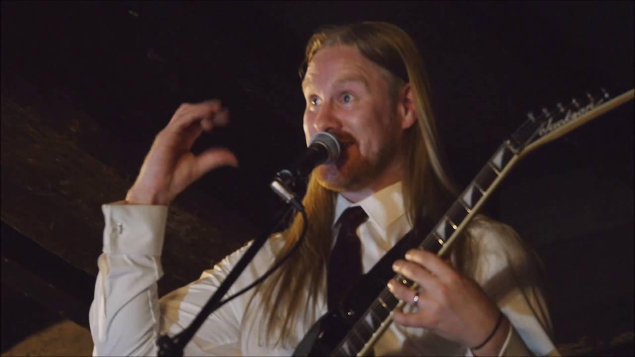 Heavy Metal Wedding Megadeth
