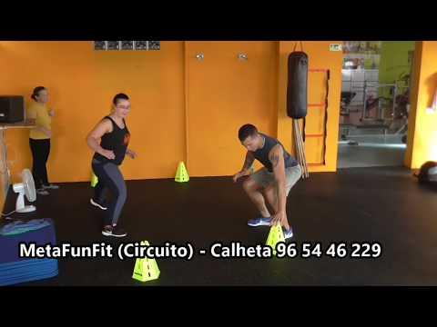 MetaFunFit - Circuito no Ginásio da Calheta Madeira
