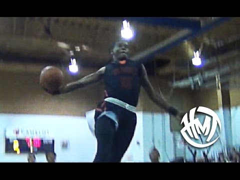Sheryl Swoopes Son Jordan Jackson Puts Up 42 Points! Guard w BOUNCE