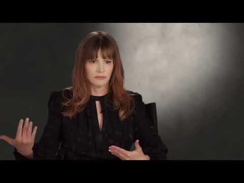 "White Boy Rick - Interview Jennifer Jason Leigh - ""FBI Agent Snyder"""