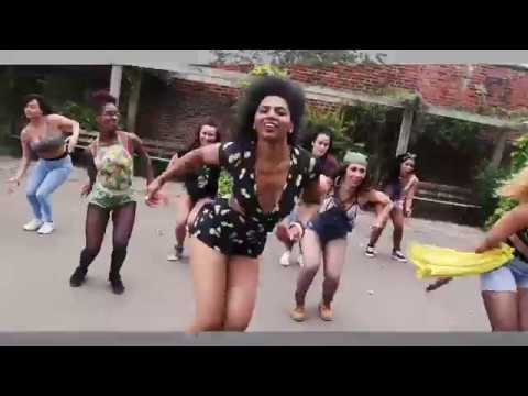 Valleyz, Tessellated & Amindi K. Fro$t - Pine & Ginger Official Dance Video by Jess Baddie