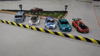 Drifting @ Galaxy Hobby again