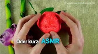Gänsehaut im Gehirn: Das Youtube-Phänomen 'ASMR'