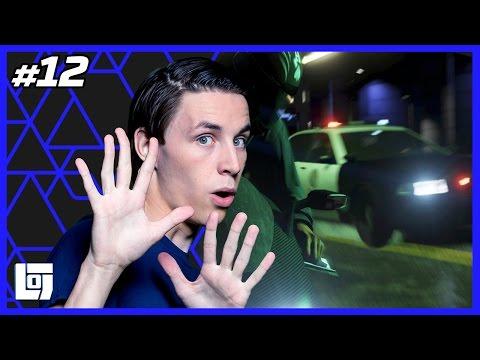 GTA Popo Escape met Link | Solo Challenge | LOGNL #12