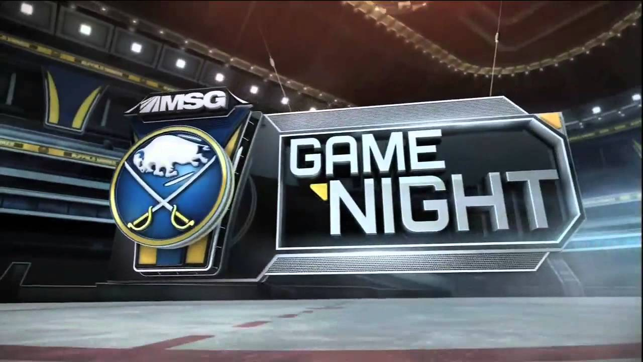 quite nice 3442f f37f0 Ralph Hass: 2013 Buffalo Sabres MSG-TV imaging