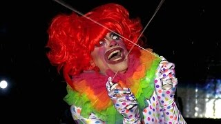 "Evah destruction - ""that laughing track"" - starlight cabaret drag queen show - atlanta pride 2014"
