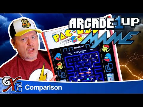 PacMan Arcade1Up Partycade Review Part 2 | Why Is This Thing So SLOW?!